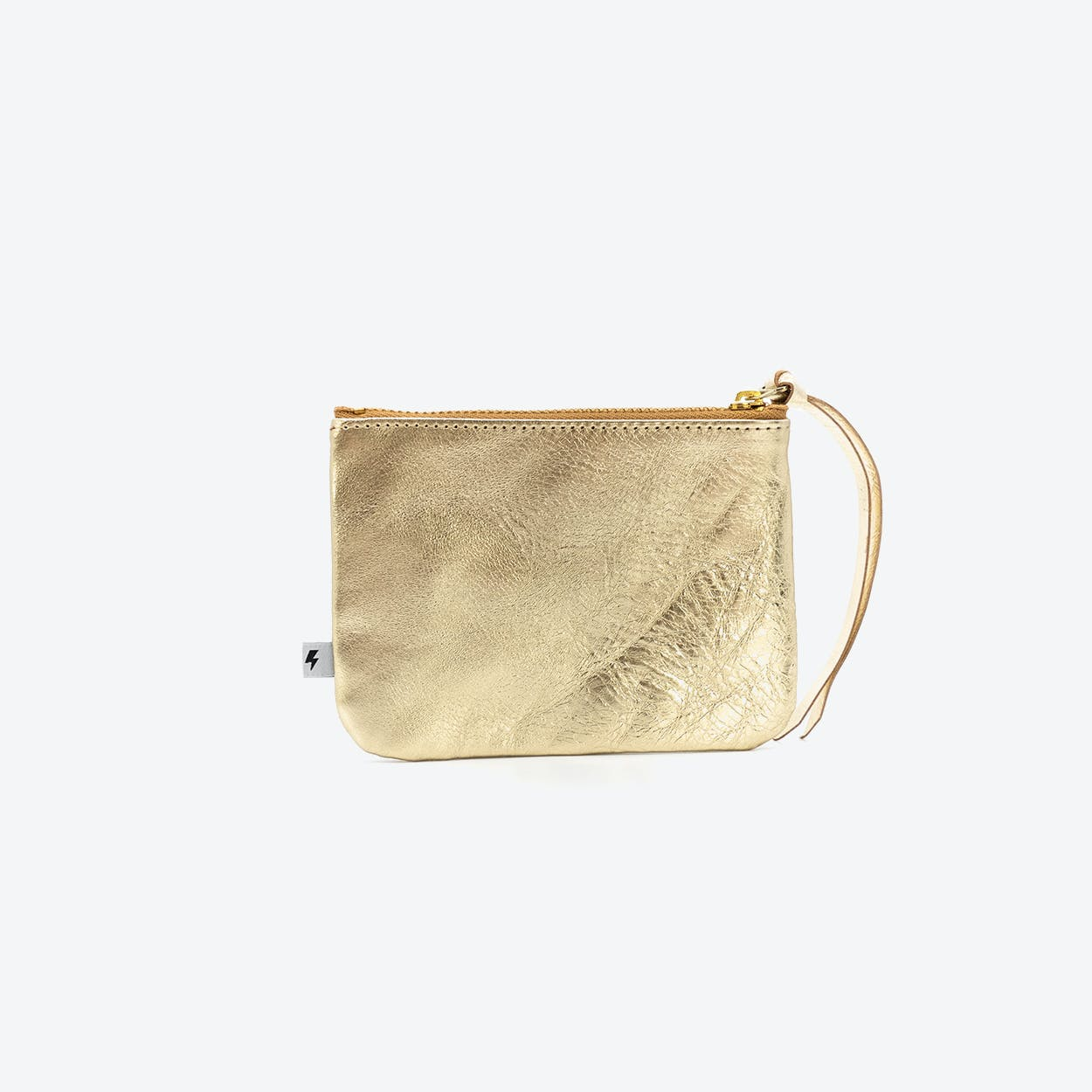 MAX Small Clutch in Gold