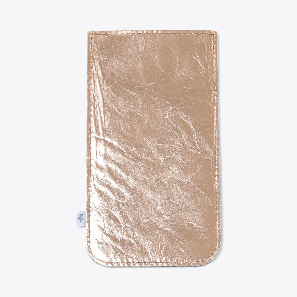 Leather Phone Case for iPhone 5 in Copper