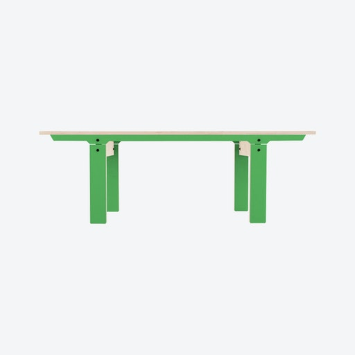SLIM Bench 04 in Palm Green