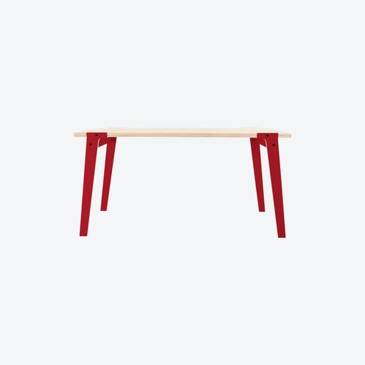 SWITCH Table in Cherry Red