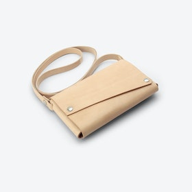 CLUTCH S Bag - Natural