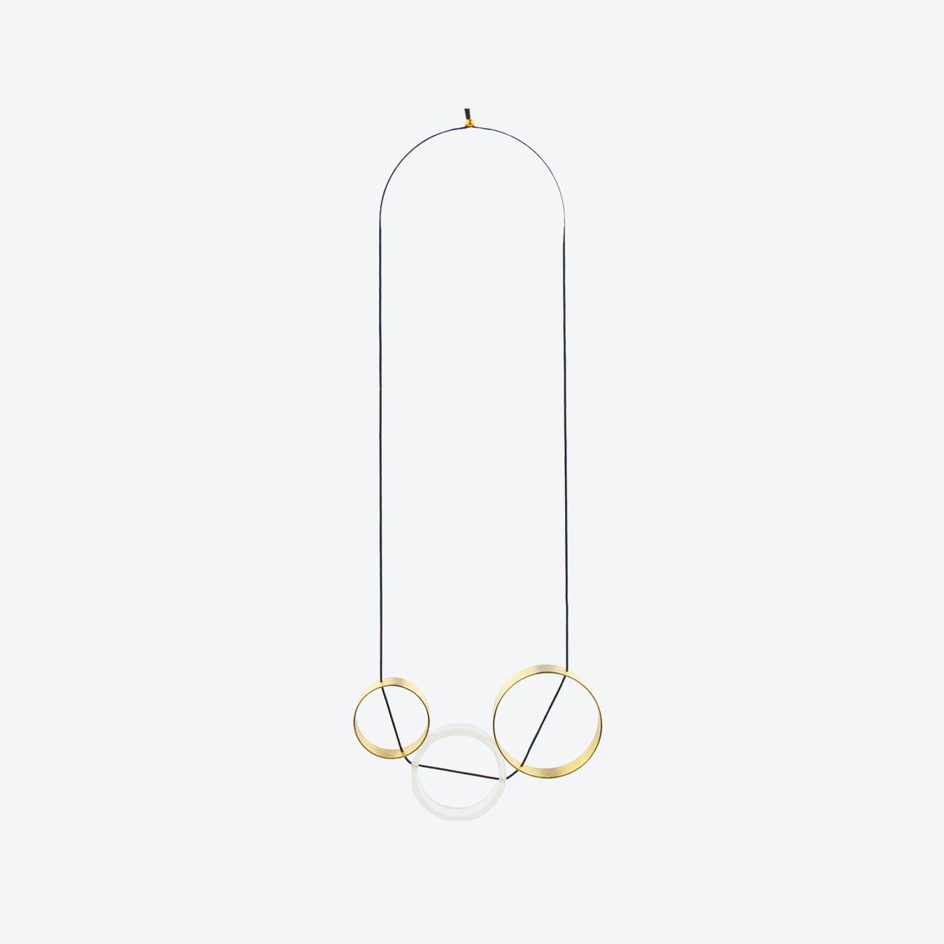 Satellites Necklace