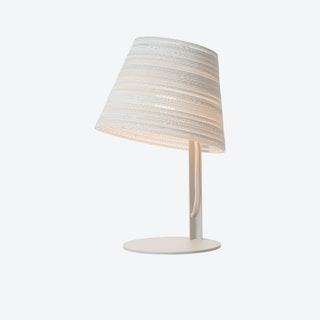 Tilt Table Lamp - White