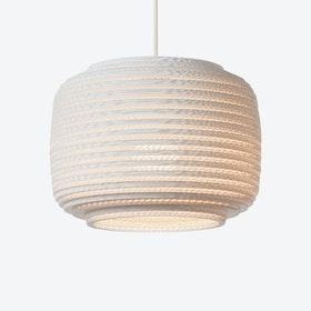 Ausi12 Pendant Lamp - White