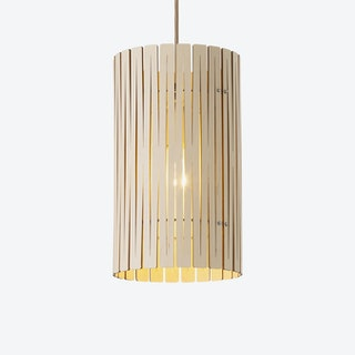 P2 Pendant Lamp - White Wash