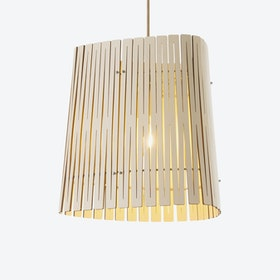 P3 Pendant Lamp - White Wash