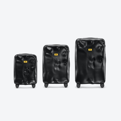 ICON Luggage 3 Piece Set in Black