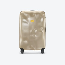 ICON 100L Luggage in Metal Gold