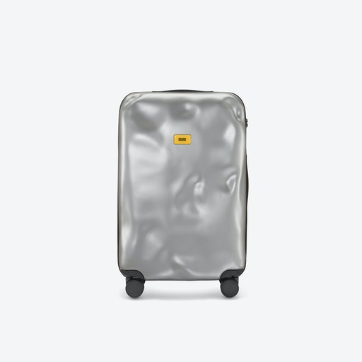 ICON 65L Luggage in Metal Silver
