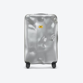 ICON 100L Luggage in Metal Silver