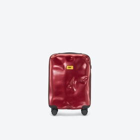 ICON Cabin Luggage in Metal Red