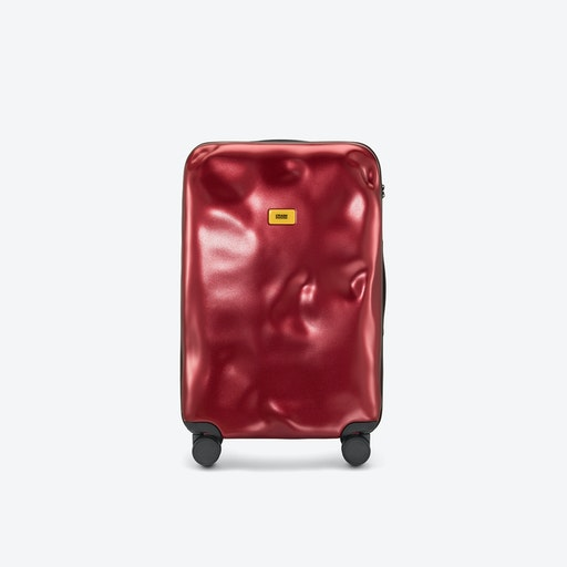 ICON 65L Luggage in Metal Red