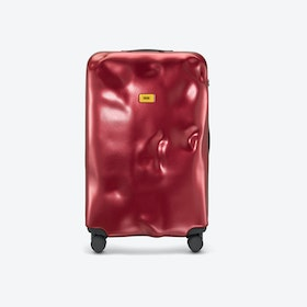 ICON 100L Luggage in Metal Red