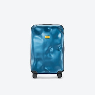 ICON 65L Luggage in Metal Blue