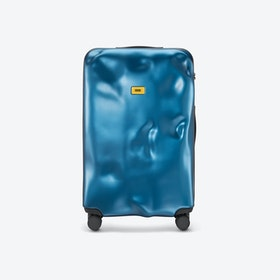 ICON 100L Luggage in Metal Blue