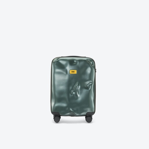 ICON Cabin Luggage in Metal Green
