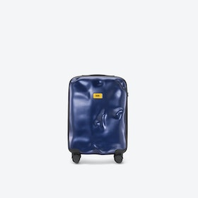 ICON Cabin Luggage in Metal Navy