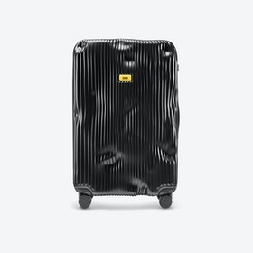 STRIPE 100L Luggage in Black
