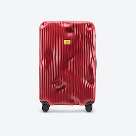 STRIPE 100L Luggage in Red