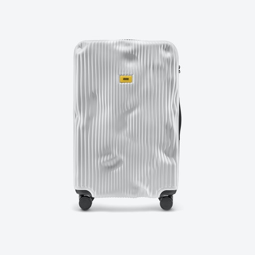 STRIPE 100L Luggage in White