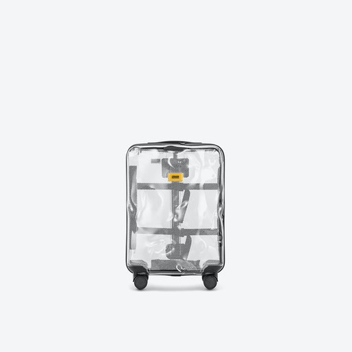SHARE Cabin Luggage in Clear