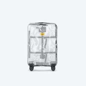SHARE 65L Luggage in Clear
