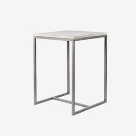 Concrete Perspective Bar Table