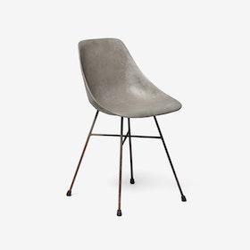 Concrete Hauteville Chair