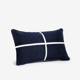 Jamakhan Cross Rectangle Cushion