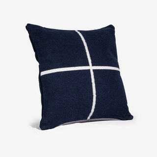 Jamakhan Cross Square Cushion