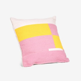 Jamakhan Stripe Square Cushion