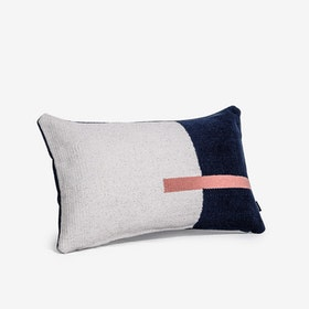 Jamakhan Line Rectangle Cushion