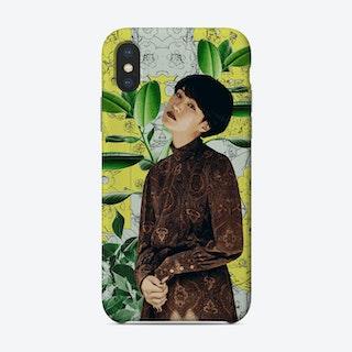 Garden Girl Phone Case