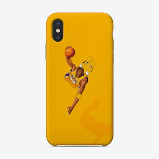 Frequent Fliers Kobe Phone Case