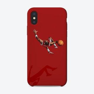Frequent Fliers Jordan Phone Case