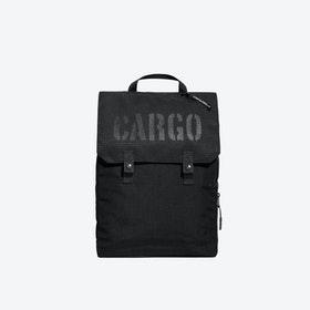 Reflective Backpack in Black