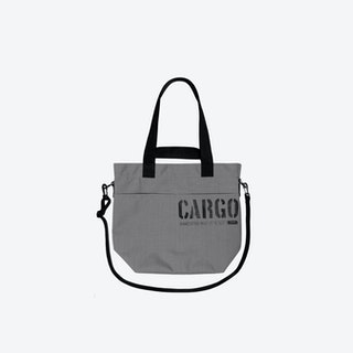 Classic Small Bag w/ Pockets in Grey