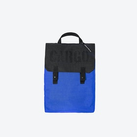 Reflective Backpack in Royal Blue