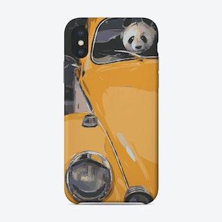 Panda Fusca Phone Case