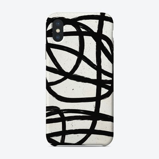 Scandinavian Marker Line 3 Phone Case