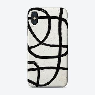 Scandinavian Marker Line 1 Phone Case