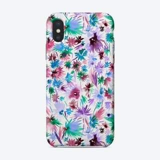 Abstract Jungle Colors Phone Case