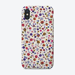 Galaxy Planets Constellation Phone Case