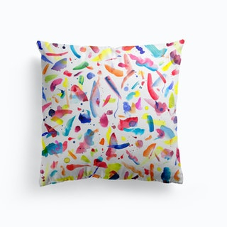 Colorful Summer Flavours Cushion