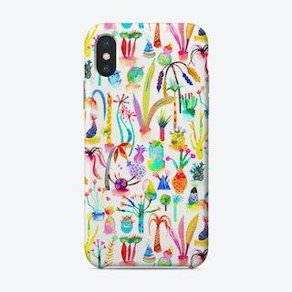 Lush Garden Phone Case