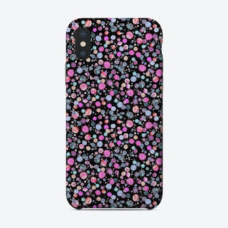 Planets Constellation Pink Phone Case