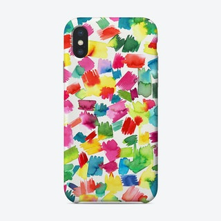 Abstract Spring Colorful Phone Case