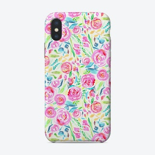 Spring Days Pink Phone Case