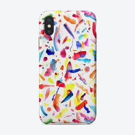 Colorful Summer Flavours Phone Case