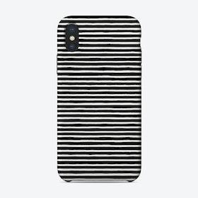 Marker Black Stripes Phone Case
